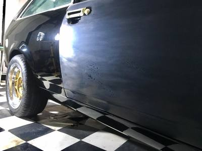 Paint Correction Hailsham, East Sussex - Touch Of Gloss Detailing.